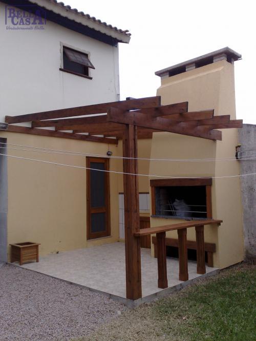 Bella casa pergolados pergolado 4 for Tipos de tejados de casas